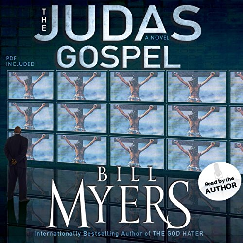 The Judas Gospel audiobook cover art