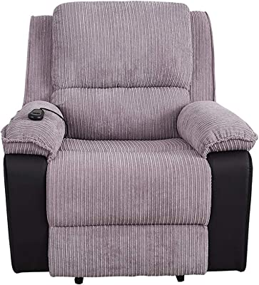 Panana Fauteuil Electrique en Tissu Inclinable, Relaxation