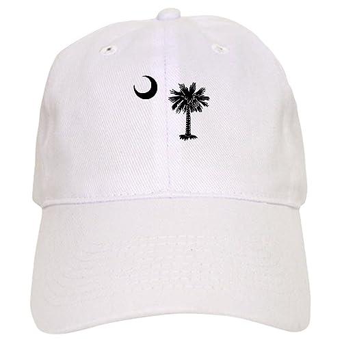 CafePress - South Carolina Palmetto Cap - Baseball Cap with Adjustable  Closure a9609d7ea185