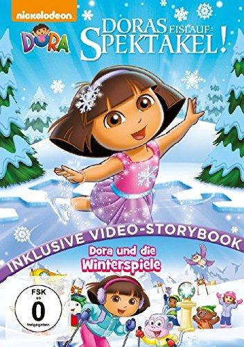Dora - Doras Eislauf-Spektakel