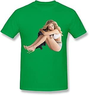 PASSIONC Men's Gigi Hadid T-Shirt White