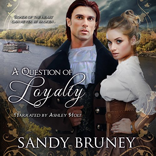 A Question of Loyalty audiobook cover art