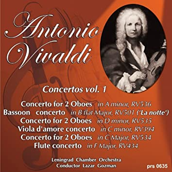 Vivaldi: Concerto for 2 Oboes in D Minor, RV535