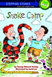 Snake Camp (A Stepping Stone Book(TM)) (English Edition)