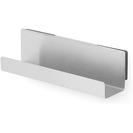Compactor Magnet Rangement magnétique pour tablette, Argent, 21,5 x 4,5 x H 6 cm, RAN8222