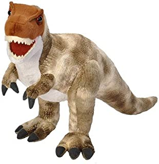 Wild Republic T-Rex Plush, Dinosaur Stuffed Animal, Plush Toy, Gifts for Kids, Dinosauria 17 Inches