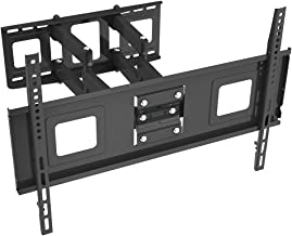FLEXIMOUNTS A04 Full Motion Articulating TV Wall Mount Bracket for 32-65 Inch LED LCD HD..