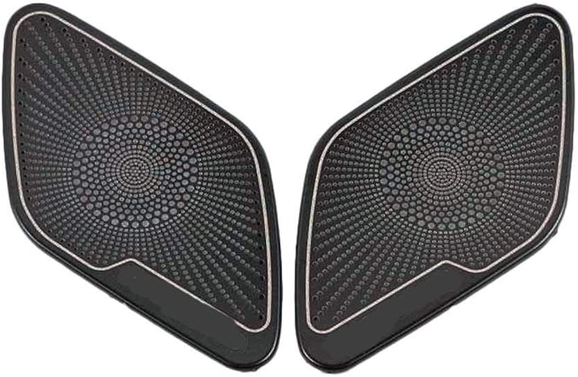 MPOQZI Car-Styling Car Door Audio Credence f Very popular Decorative Cover Speaker Fit