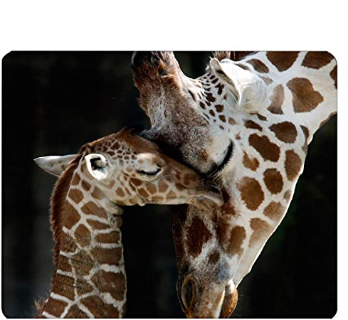 27. Giraffe Rectangle Gaming Mousepad