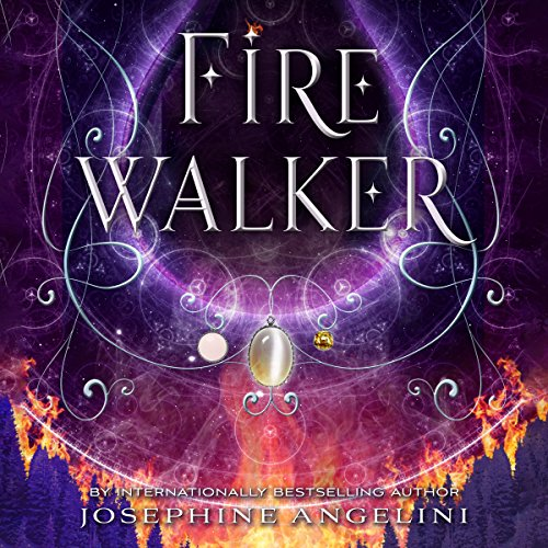 Firewalker audiobook cover art