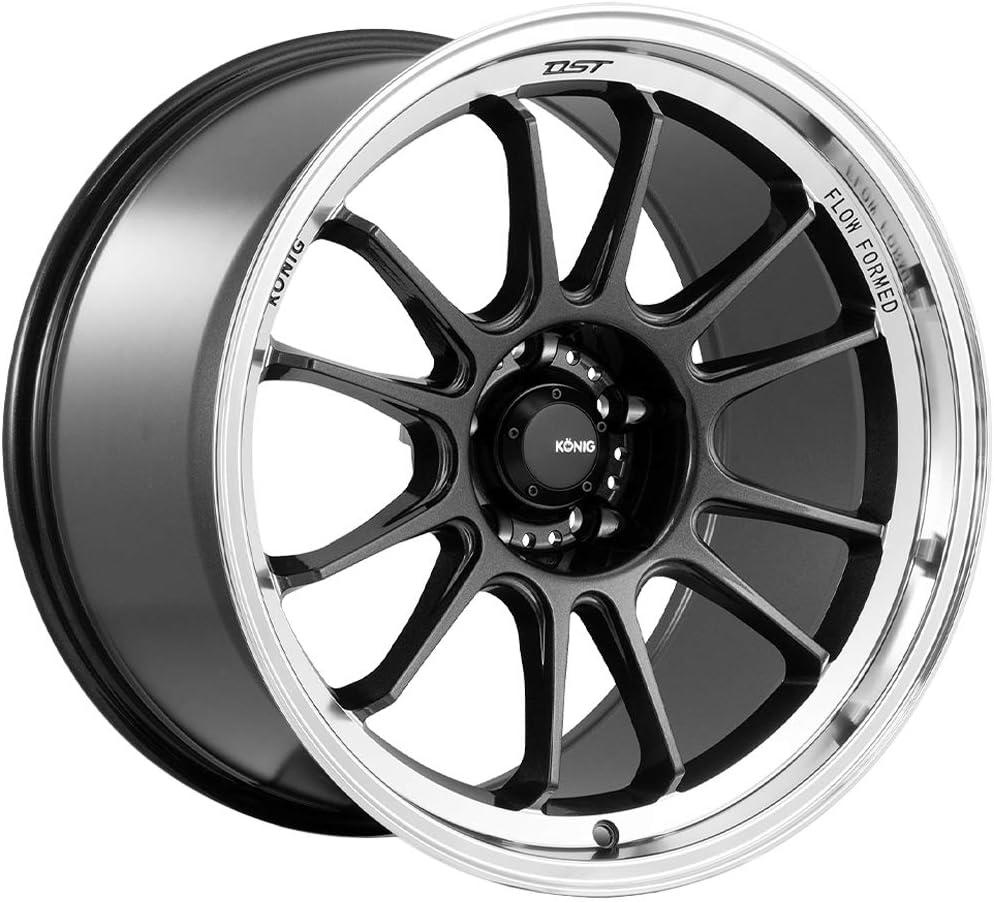 Konig HYPERGRAM Custom Wheel - 17x9 25 Bolt Industry No. Ranking integrated 1st place 1 5x114.3 Offset Pat