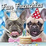 Fun Frenchies Wandkalender 2021 Französische Bulldogge