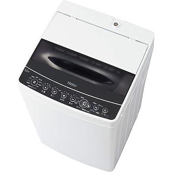 ハイアール 5.5kg 全自動洗濯機 ブラックhaier JW-C55D-K