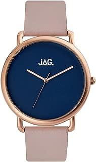 JAG Women's J2037 Year-Round Analog Quartz Pink Watch