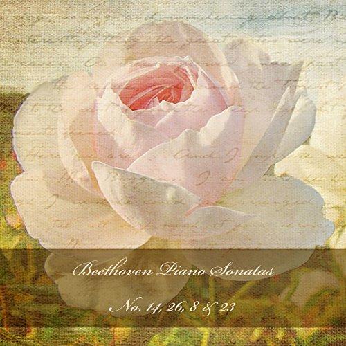 Beethoven Piano Sonatas No. 14, 26, 8 & 23