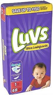 Luvs Ultra Leakguards Diapers Size