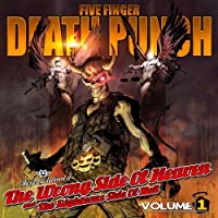 The Wrong Side Of Heaven And The Righteous Side Of Hell Volume 1 [2 CD Deluxe Edition][Explicit] by Five Finger Death Punch (2013-05-03)
