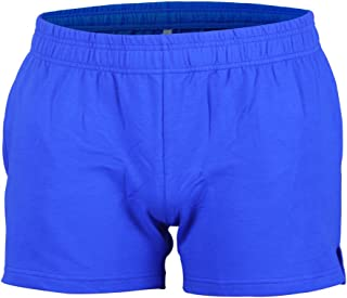 Slimbty Activewear Men Gym Bodybuilding Workout Shorts Fitness Sportswear Cotton