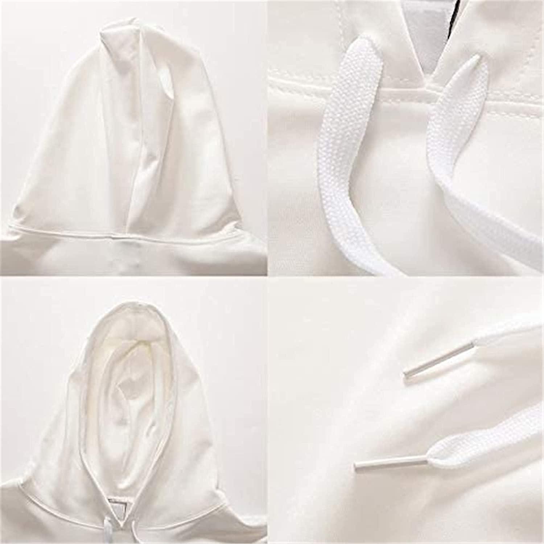 HUISEFOR Teenager Sweatshirt Soft Comfort Long Sleeve Hooded Hoodies Drawstring Pullover Tops for Girls Boys