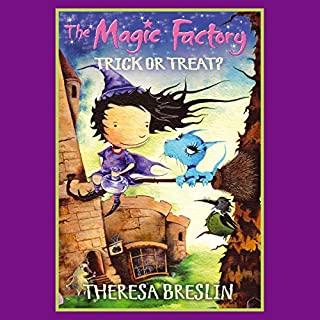 The Magic Factory copertina