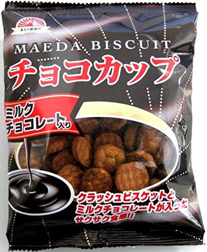 前田製菓 チョコカップ