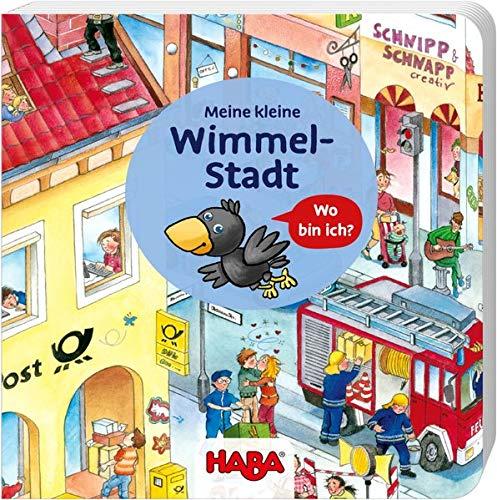 Meine kleine Wimmel-Stadt (HABA Wimmelbücher)