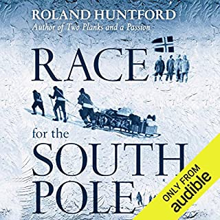 Couverture de Race for the South Pole