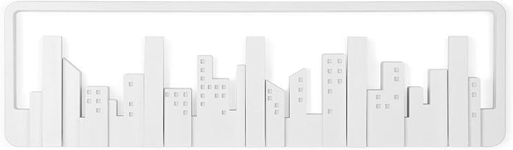 Umbra Skyline Multi Hook Wall-Mount, White