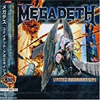 United Abominations by Megadeth (2007-06-12)