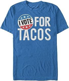 i vote for tacos shirt