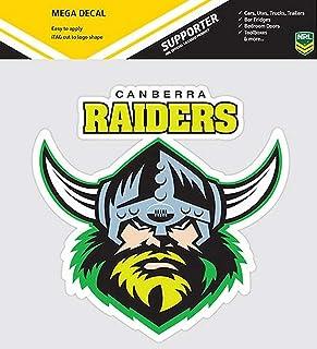 NRL N-ML-RA iTag Mega Decal - Canberra Raiders