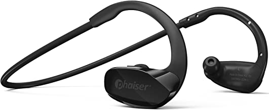 Phaiser BHS-530 Bluetooth Headphones for Running, Wireless Earbuds for Exercise or Gym..