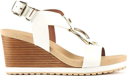 Lumberjack SW56506 003 003 B01 Sandales compensées Femmes  il y a plus de marques de produits de haute qualité