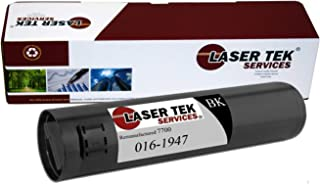 Laser Tek Services® Xerox 016-1947 (7700) Black High Yield Remanufactured Replacement Toner Cartridge for the Xerox Phaser 7700, Phaser 7700DN, Phaser 7700DX, Phaser 7700GX