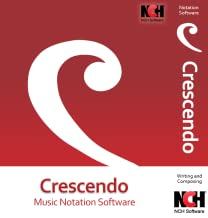 Crescendo Music Notation Software for Mac for Music Score Writing and Composing [Download]