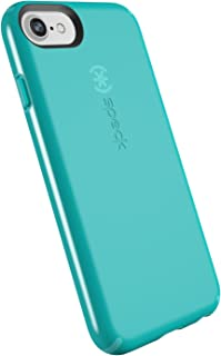Speck Products CandyShell Cell Phone Case for iPhone 8/7/6S/6 - Jewel Teal/Mykonos Blue