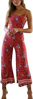Soupliebe Weiche Brustwarzenhose mit Blumenmuster für Damen, Lange Hose, Jumpsuit ohne Rückenlehne, Jumpsuit für Party, Abendparty, Strand, Damen, Lange Ärmel, elegant