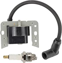 Anzac 34443D Ignition Coil for Tecumseh 34443 34443A 34443B 34443C Solid State Module with Spark Plug