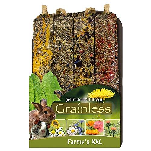 JR Farm Golosinas para roedores Farmy's. Comida para roedores