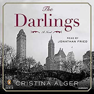 The Darlings audiobook cover art