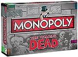 Monopoly The Walking Dead - Die Survival Edition für Fans | Gesellschaftsspiel | Familienspiel | Brettspielklassiker |