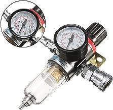 0-12BAR 0-170PSI 10mm Rosca Gas Bomba de aire manómetro de N3