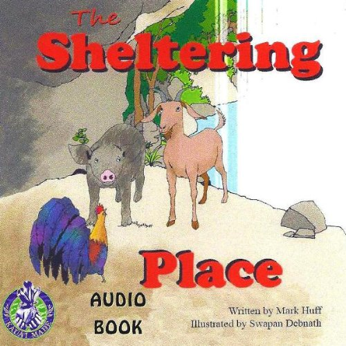 The Sheltering Place audiobook cover art