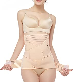 Postpartum Support - Recovery Belly Wrap Girdle Support Band Belt Body Shaper