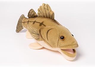 """Walleye Fish Plush Toy 17"""" Long"""