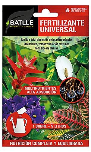Semillas Batlle 710502BOLS – Fertilisant Universel, 5 l