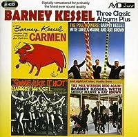 Three Classic Albums Plus by BARNEY KESSEL (2012-08-14)