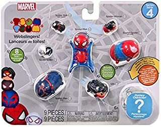 Marvel Tsum Tsum Figures Series 4 Style 1 Toy