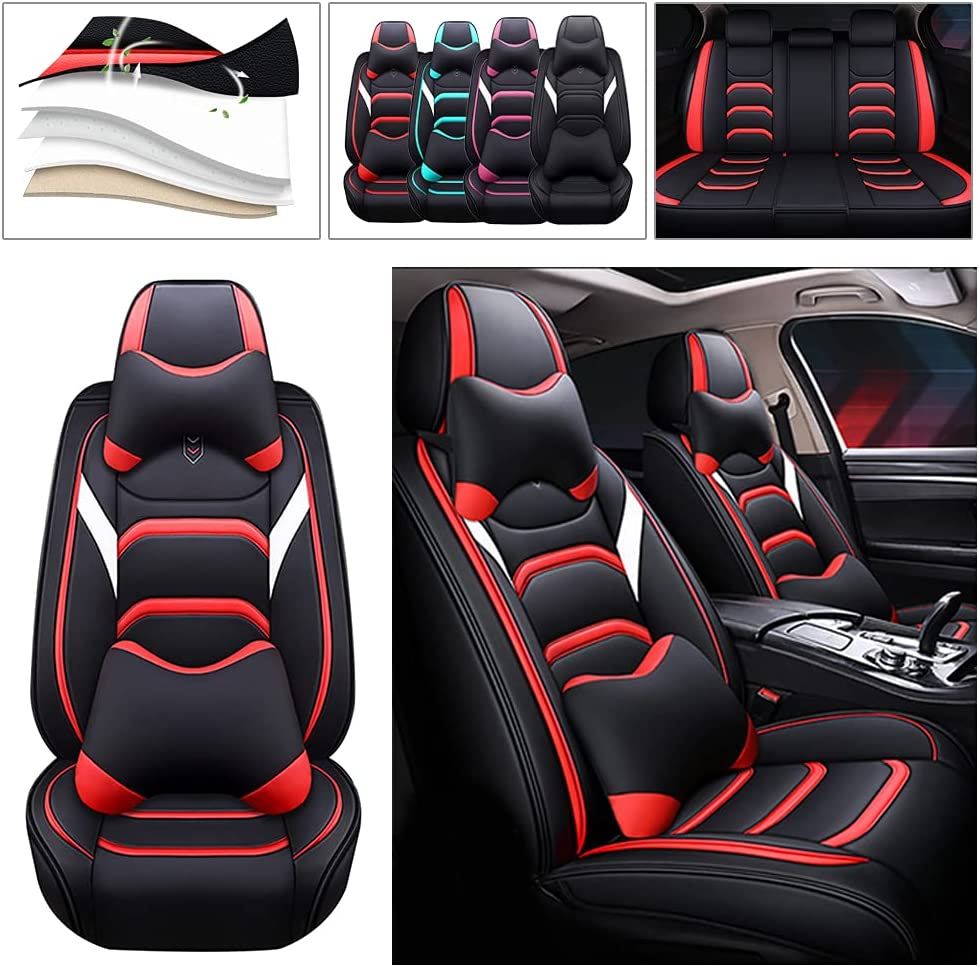 Full Set Max 68% OFF All Seasons Albuquerque Mall Car Luxury Cover Audi Sportback for A5 Seat