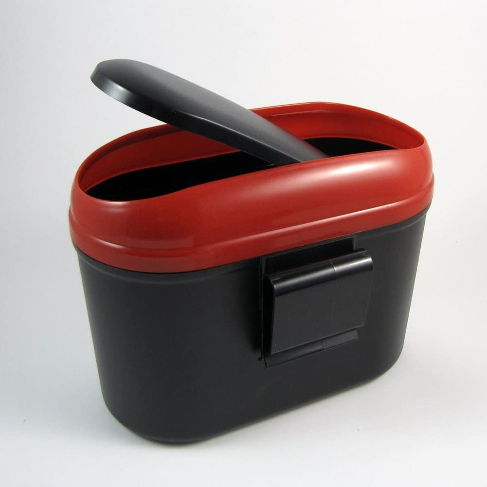 Courier shipping free shipping Random Color Mini Car Trash Ranking TOP11 Waste bin Can Garbage